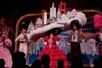 Beach Blanket Babylon's San Francisco Skyline Hat