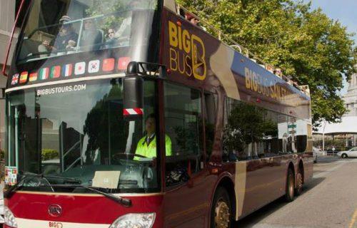 Big Bus Exterior