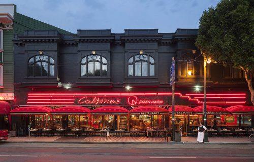 Calzone's Pizza Cucina in San Francisco
