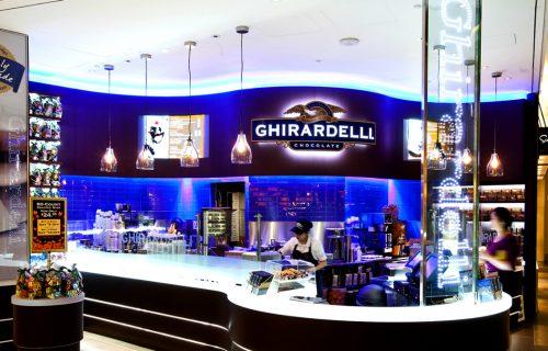 Ghirardelli Westfield Interior