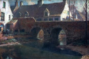 IAMA - Emmanuel Vierin painting