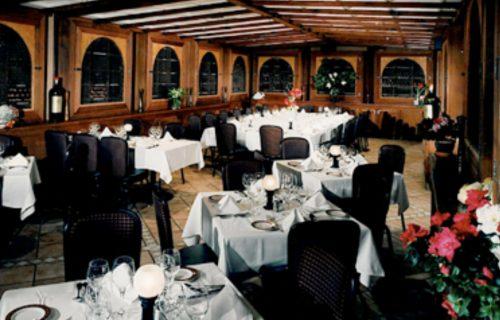 North Beach Restaurant Interior