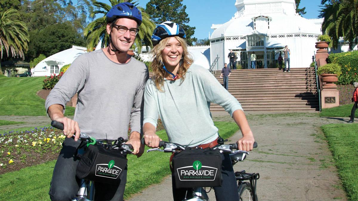 Parkwide Bike Als Tours Golden
