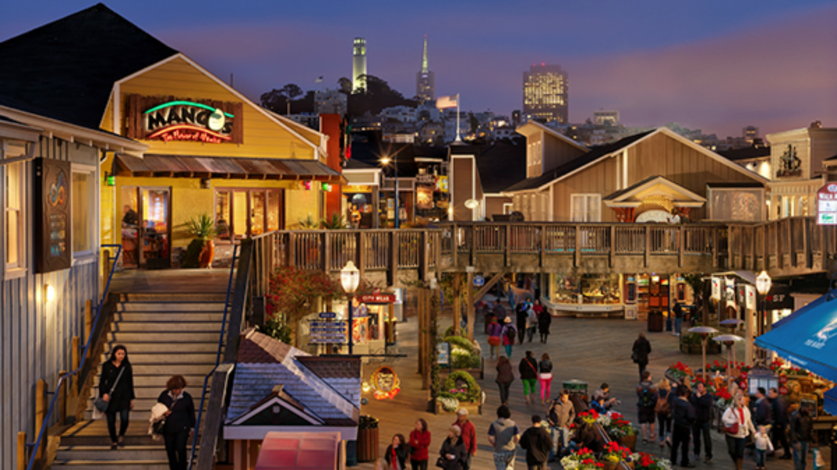 Receive A Free Passport To Savings At Pier 39 Two Days