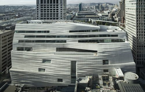 Snøhetta expansion of SFMOMA; photo: © Henrik Kam, courtesy of SFMOMA