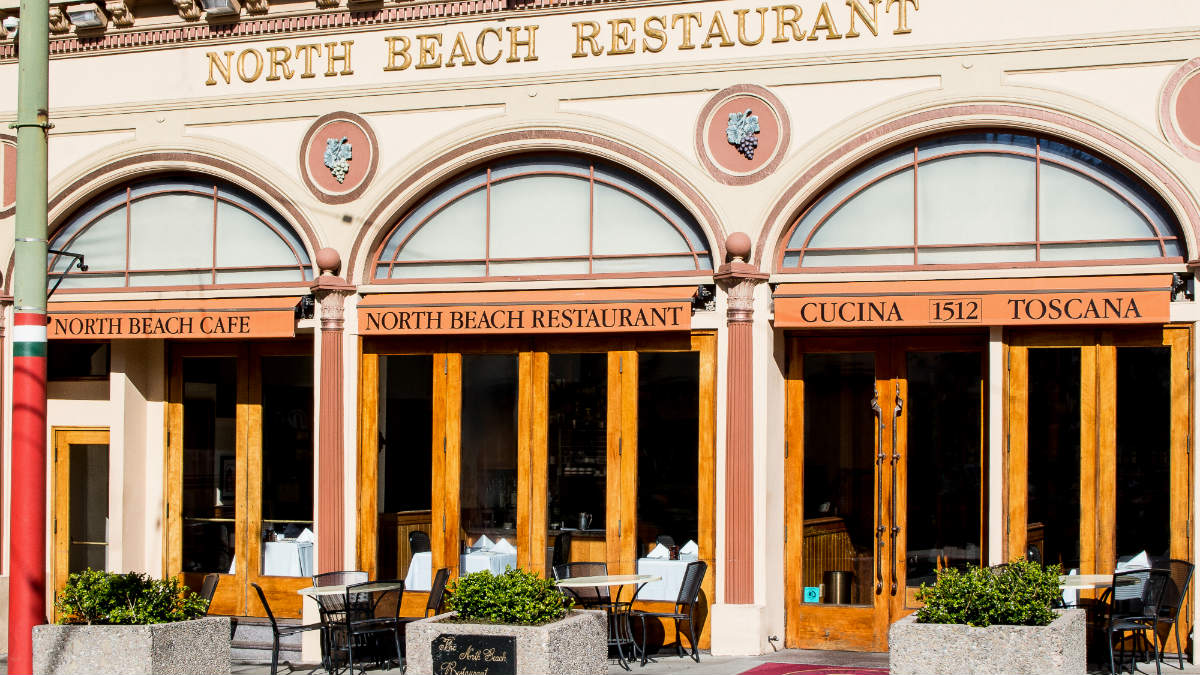 North Beach Restaurant Two Days In San Francisco