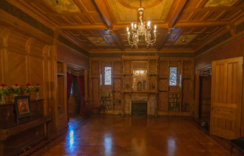 Winchester Mystery House Grand Ballroom