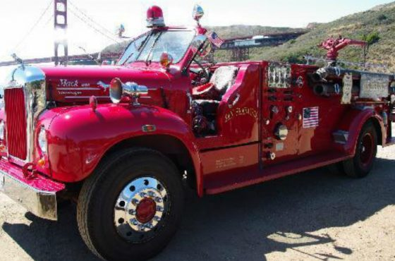 SF Fire Engine Tours