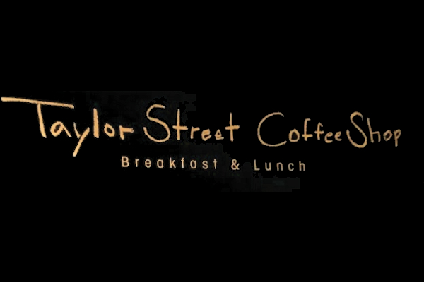 Taylor Street Coffee Shop Two Days In San Francisco