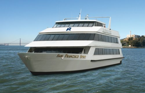 Hornblower Cruises and Events in San Francisco.
