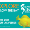 $3.00 Off Adult Admission $2.00 Off Child/Senior at Aquarium of the Bay on Pier 39