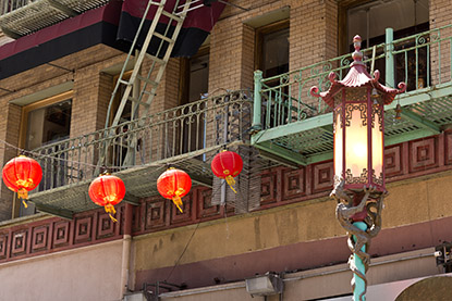 chinatown lamps