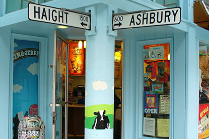 Haight Ashbury Two Days In San Francisco