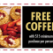 FREE Coffee with Your Meal at Sears Fine Food