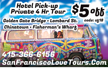 5 00 Off Your San Francisco Love Tour Two Days In San