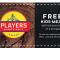FREE Kids Meal at Players Sports Grill & Arcade