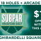 Get $1.00 Off at Subpar Miniature Golf!