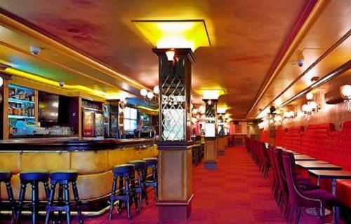 Gold Dust Lounge Fishermans Wharf Inside Bar