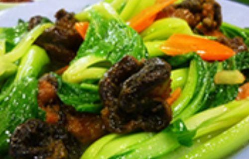 Far East Cafe San Francisco Vegetarian Options