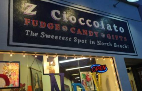 Z Cioccolato San Francisco North Beach Sweets Shop
