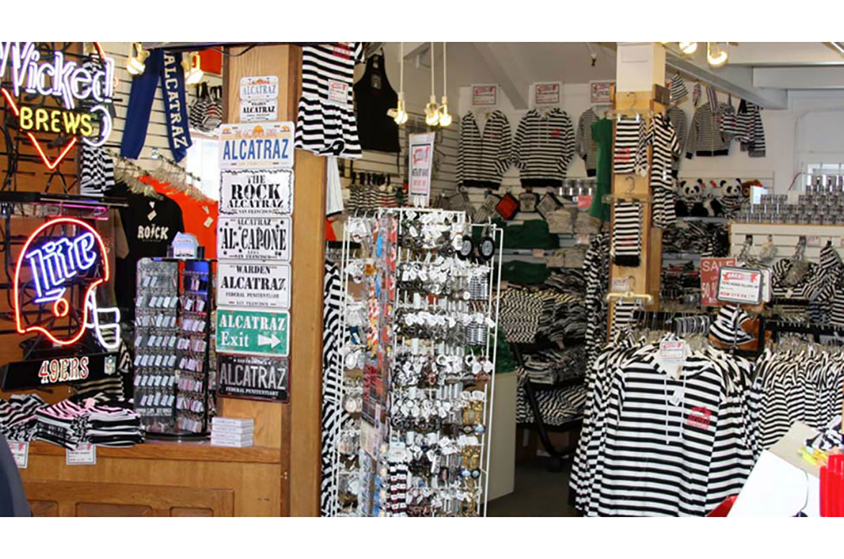 10 Off Your Purchase At Alcatraz Gift Shop Two Days In