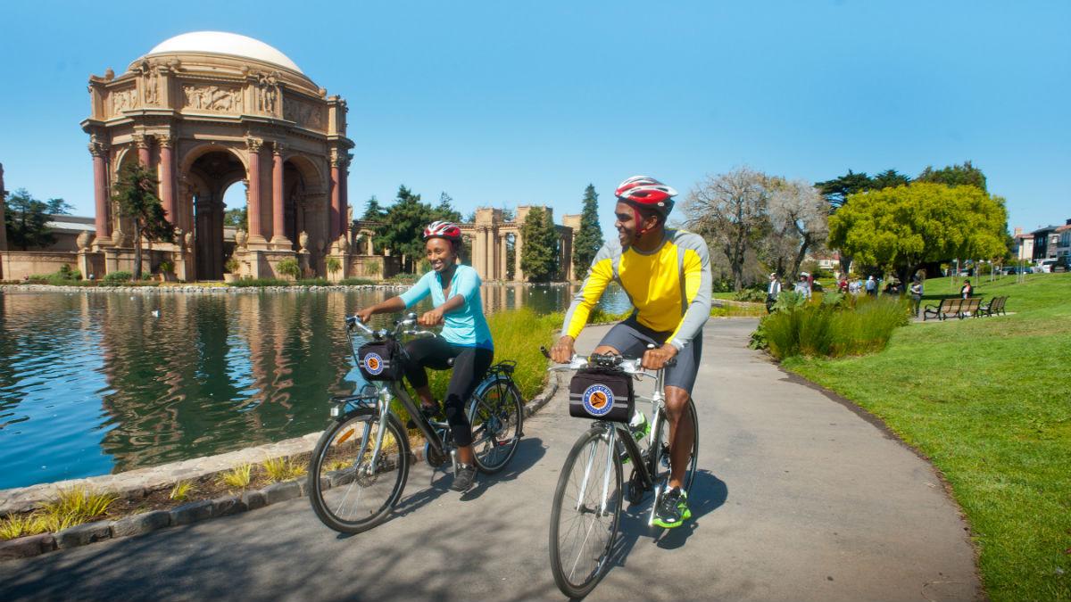 Bay City Bike Rentals And Tours San Francisco Ca