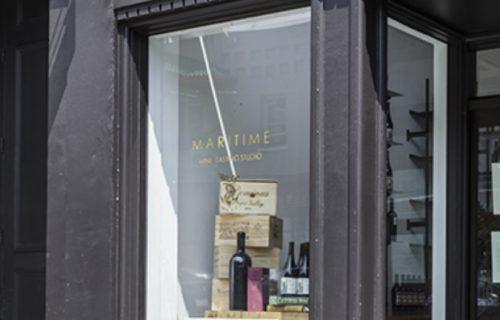 The Maritime Wine Tasting Studio, San Francisco