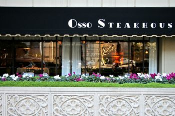 Osso Steakhouse, San Francisco