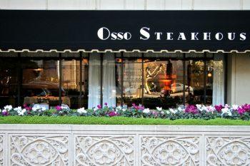 Osso Steakhouse, San Francisco