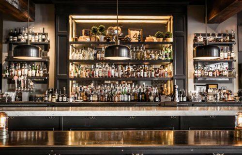 Park Tavern Bar Interior