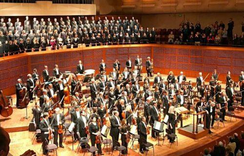 SF Symphony Interior