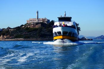 San Francisco Alcatraz Blue & Gold Fleet