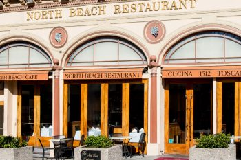 North Beach Restaurant in San Francisco