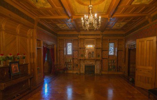Winchester Mystery House Grand Ballroom