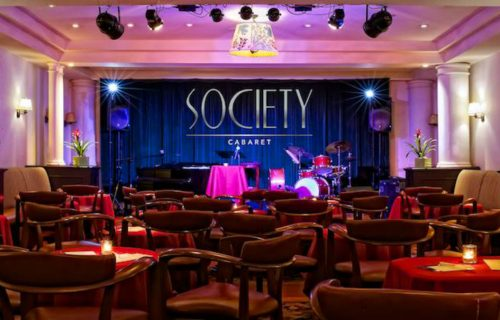 Society Cabaret Interior