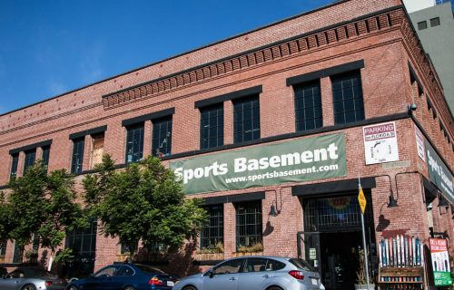 Sports Basement Bryant Exterior