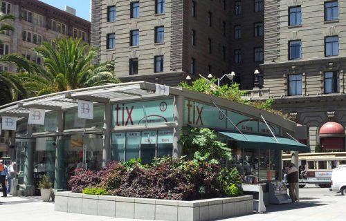 TIX Exterior