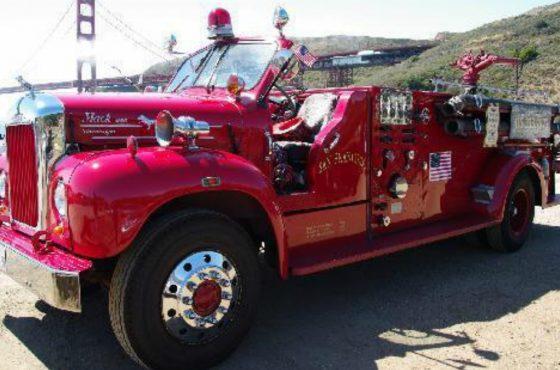 SF Fire Engine Tours