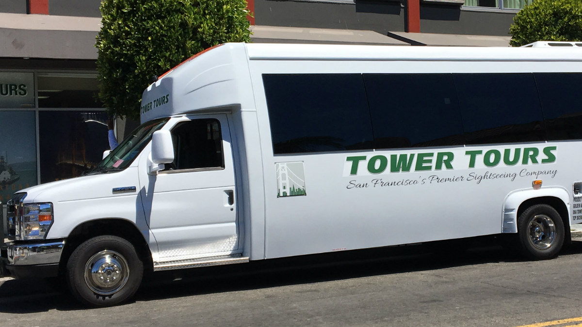 About Wine Country Bus Tours San Francisco
