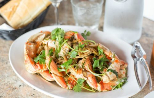 Betty Lous Seafood Grill in North Beach, San Francisco