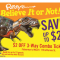 $2.00 OFF Adults & $1.00 OFF Children Admission to Ripley's Believe it or Not! OR Take $1.00 OFF Combo ticket of Mirror Maze and Museum